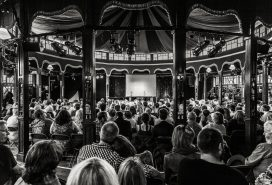 New Comedian of the Year 2016 at the White Rose Rotunda 02