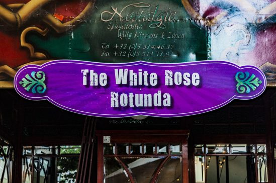 The White Rose Rotunda 01