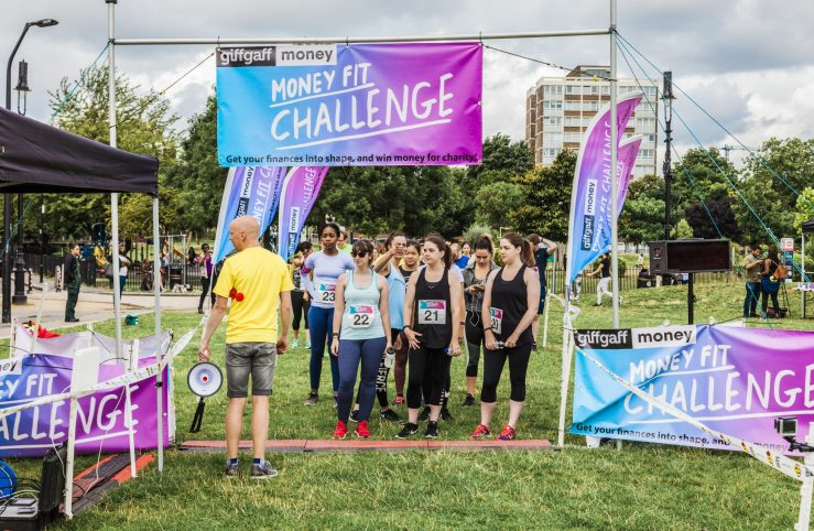 0001 Race - Giff Gaff Money Fit Challenge