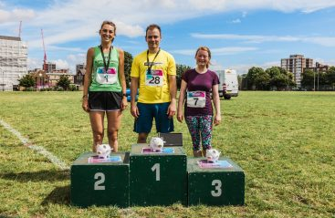 0011 Post Race - Giff Gaff Money Fit Challenge