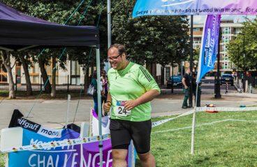 0028 Finish Line - Giff Gaff Money Fit Challenge