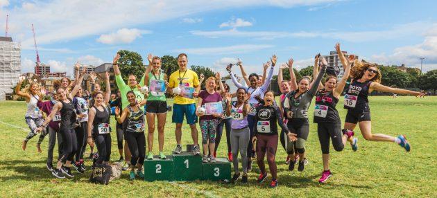 0029 Post Race - Giff Gaff Money Fit Challenge