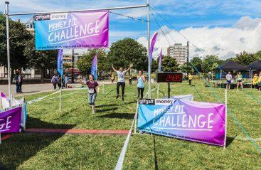 0046 Finish Line - Giff Gaff Money Fit Challenge