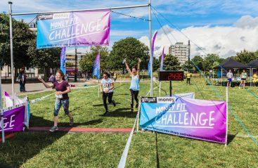 0047 Finish Line - Giff Gaff Money Fit Challenge