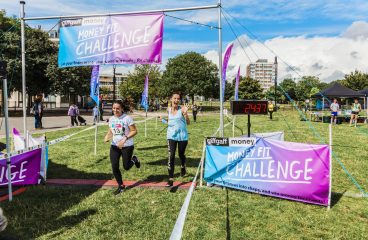 0048 Finish Line - Giff Gaff Money Fit Challenge