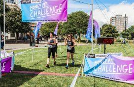 0054 Finish Line - Giff Gaff Money Fit Challenge
