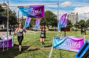0085 Finish Line - Giff Gaff Money Fit Challenge
