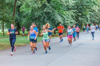 136 Regents Park Races 03.09.17