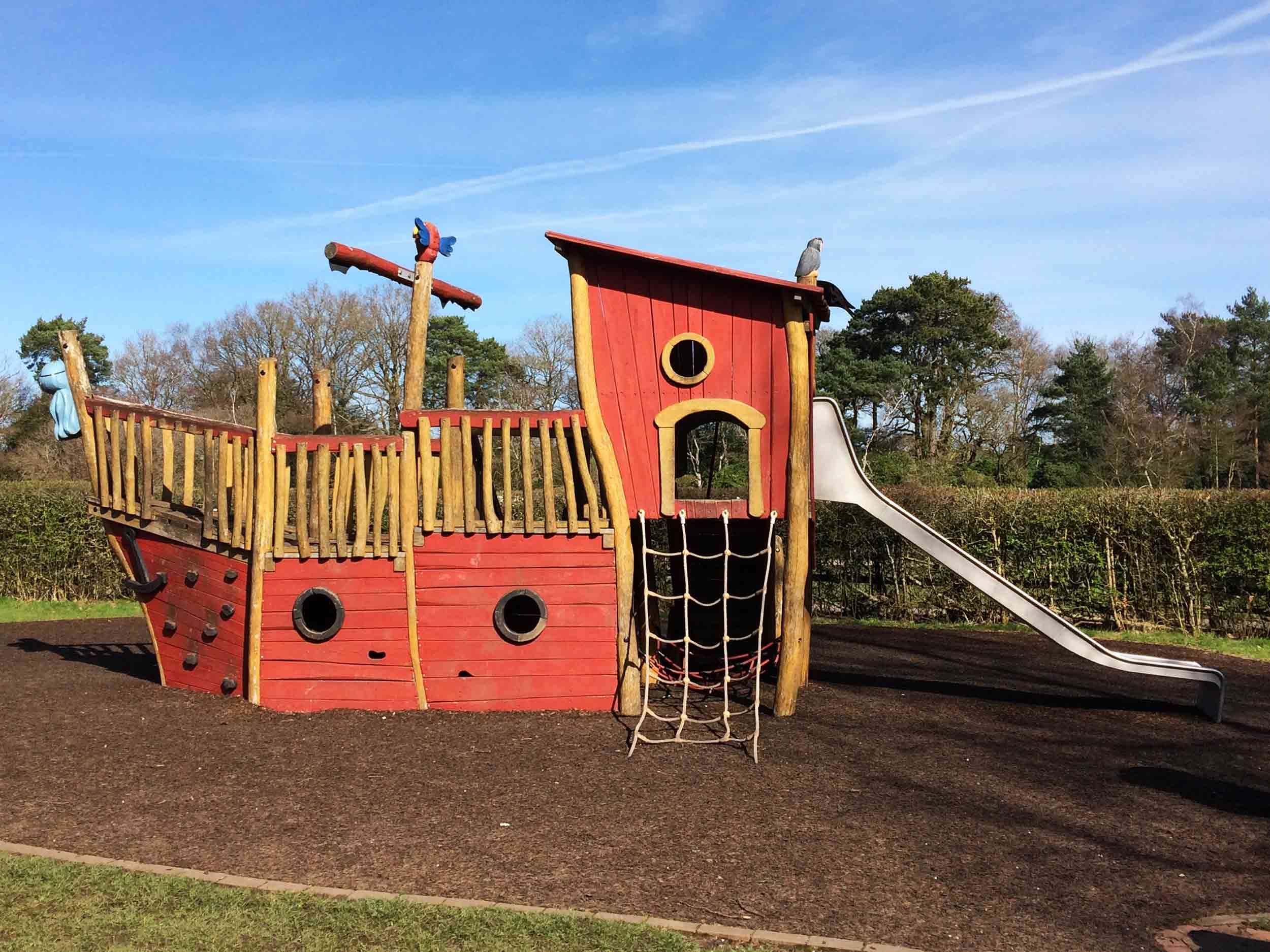 California Country Park and Play Area
