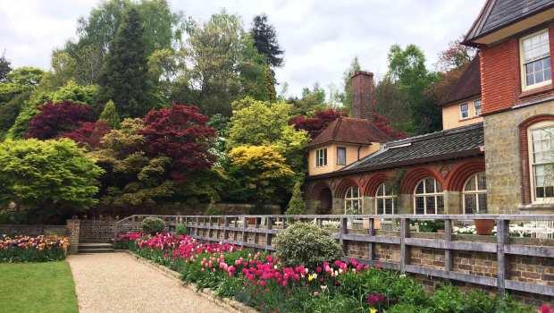 Standen House and Garden, East Grinstead - National Trust