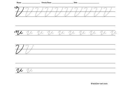 best cursive writing worksheets letter j image collection