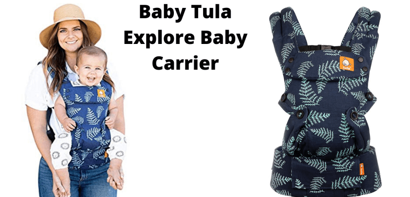 Baby Tula Explore Baby Carrier (1)