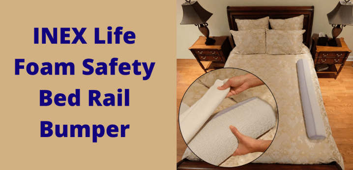 INEX Life Foam Safety Bed Rail