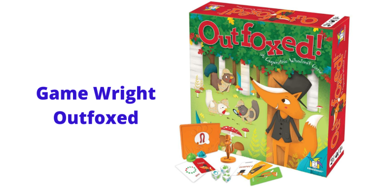 Game wright Outfoxed
