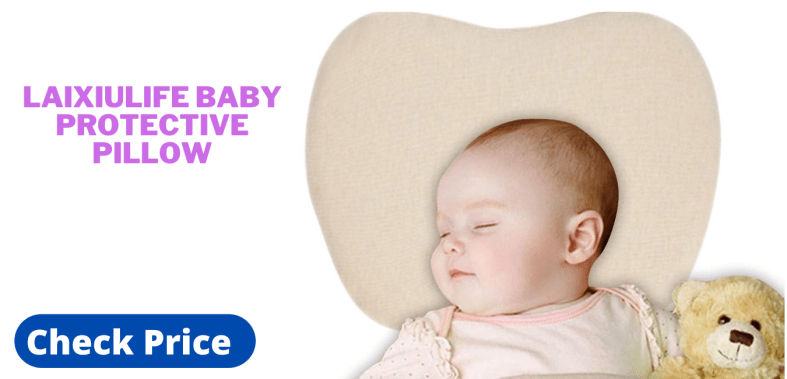 Laixiulife Baby Protective Pillow