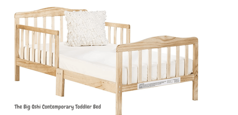 The Big Oshi Contemporary Toddler Bed