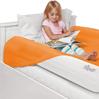 The Shrunks Inflatable Kids Bed Rails for Toddlers