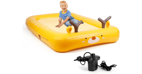 amzdeal Kids Inflatable Bed