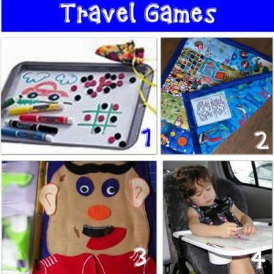 Road Trip Accessories for Kids