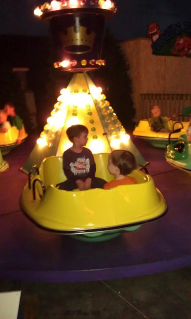 GJGBR - amusement park