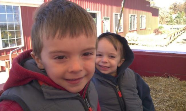 Royal Oak Farm - wagon - Toddling Around Chicagoland