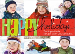 its - Shutterfly Holiday Cards