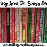 Dr. Seuss Birthday Events 2013