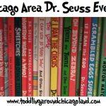 Dr. Seuss Birthday Events 2013