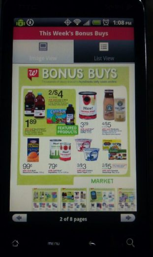 Walgreens Web Pickup - Mobile App - Toddling Around Chicagoland #HappyHealthy #CBias