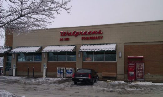 Walgreens Web Pickup - local store - Toddling Around Chicagoland #HappyHealthy #CBias