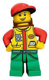 Legoland Bertie