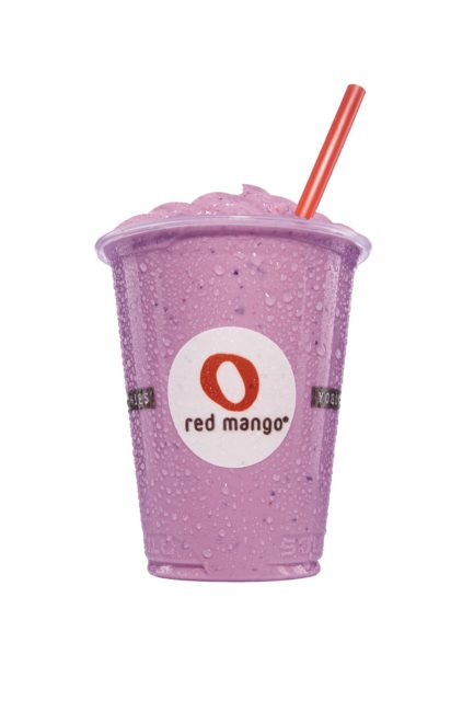 Red Mango Mixed Berry SuperBiotics Smoothie
