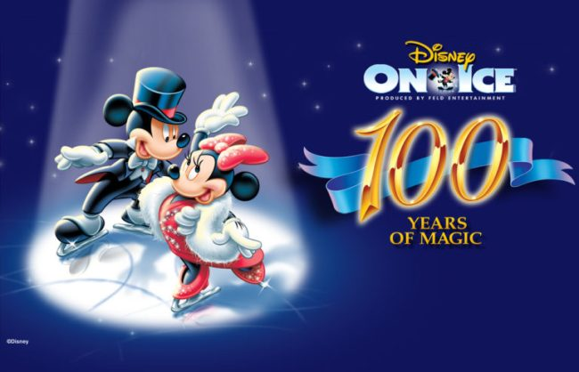 Disney On Ice 100 Years of Magic - Toddling Around Chicagoland