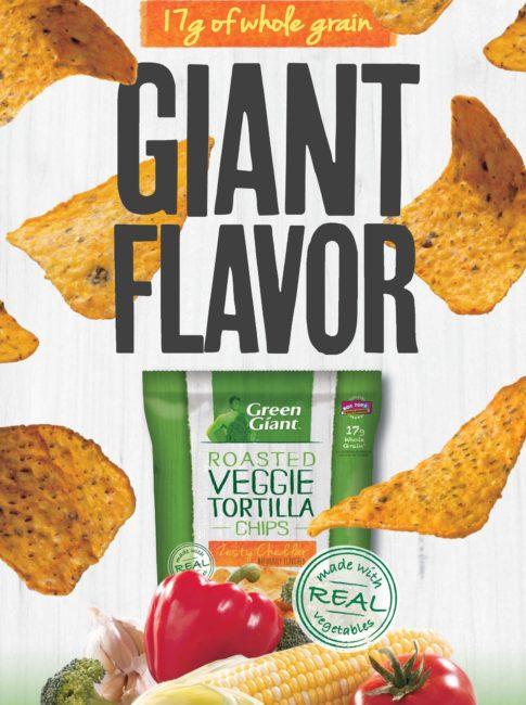 Green Giant Veggie Chips - Toddling Around Chicagoland