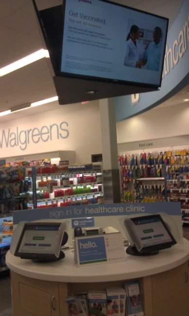 School Physical at Walgreens Healthcare Clinic - Toddling Around Chicagoland #shop