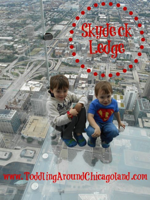 skydeck chicago with giveaway
