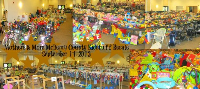 Mother's & More Kidstuff Resale - Toddling Around Chicagoland