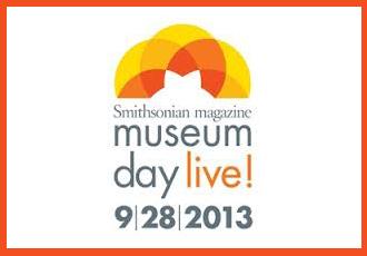 Smithsonian Museum Day - Toddling Around Chicagoland