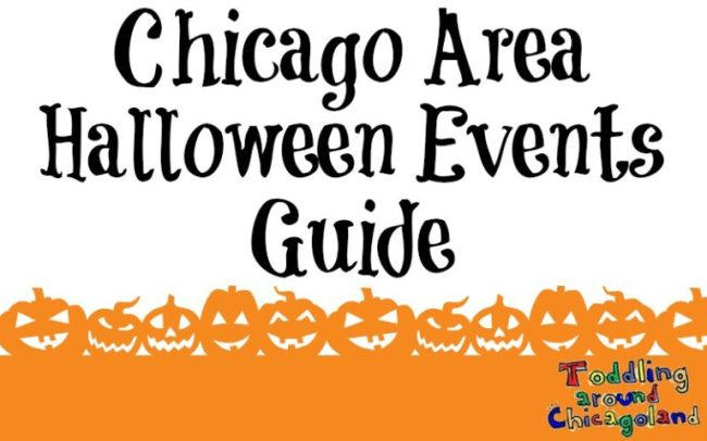 Halloween Events Guide 2013 - Toddling Around Chicagoloand