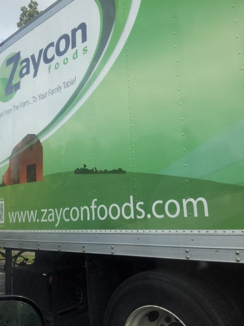 Zaycon Foods - Toddling Around Chicagoland #spon