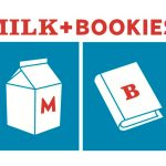 Splendid Nationwide Book Drive for Milk + Bookies