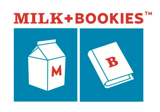 Milk + Bookies - Toddling Around Chicagoland