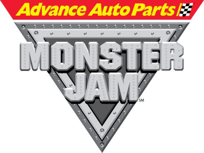 Monster Jam - Toddling Around Chicagoland