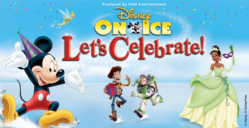 Disney On Ice: Let's Celebrate - Promo Code - Toddling Around Chicagoland