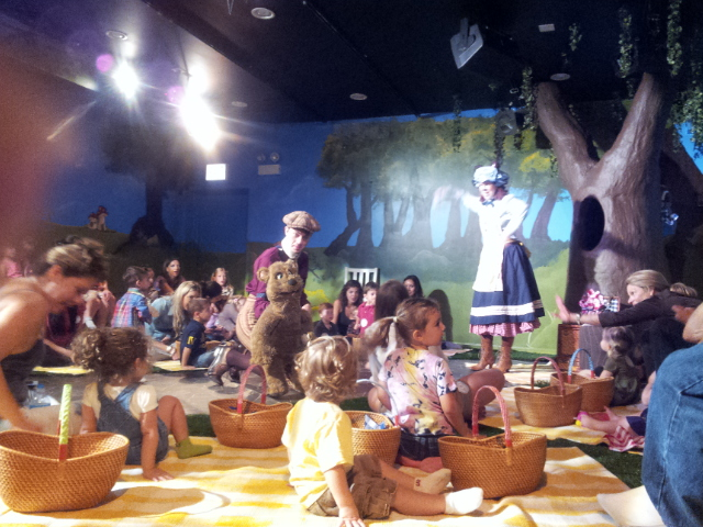 The Teddy Bears' Picnic presented by the Emerald City Theatre - Toddling Around Chicagoland