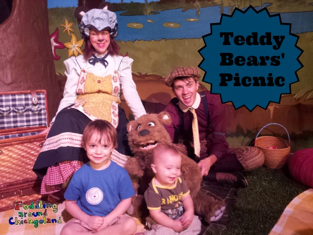 Teddy Bears' Picnic presented by the Emerald City Theatre - Toddling Around Chicagoland