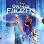 Disney's Frozen Is Coming to Ice