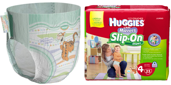 Huggies Slip-On diapers #sponsored #MC #firstfit