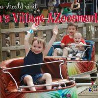 Why You Should Visit Santa's Village AZoosment Park This Season