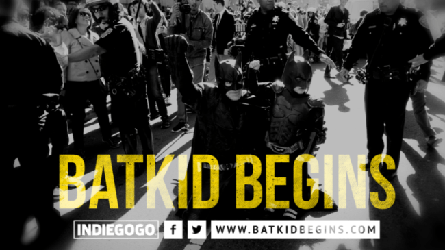 BatKid Begins - Toddling Around Chicagoland #BatkidBegins #CGC
